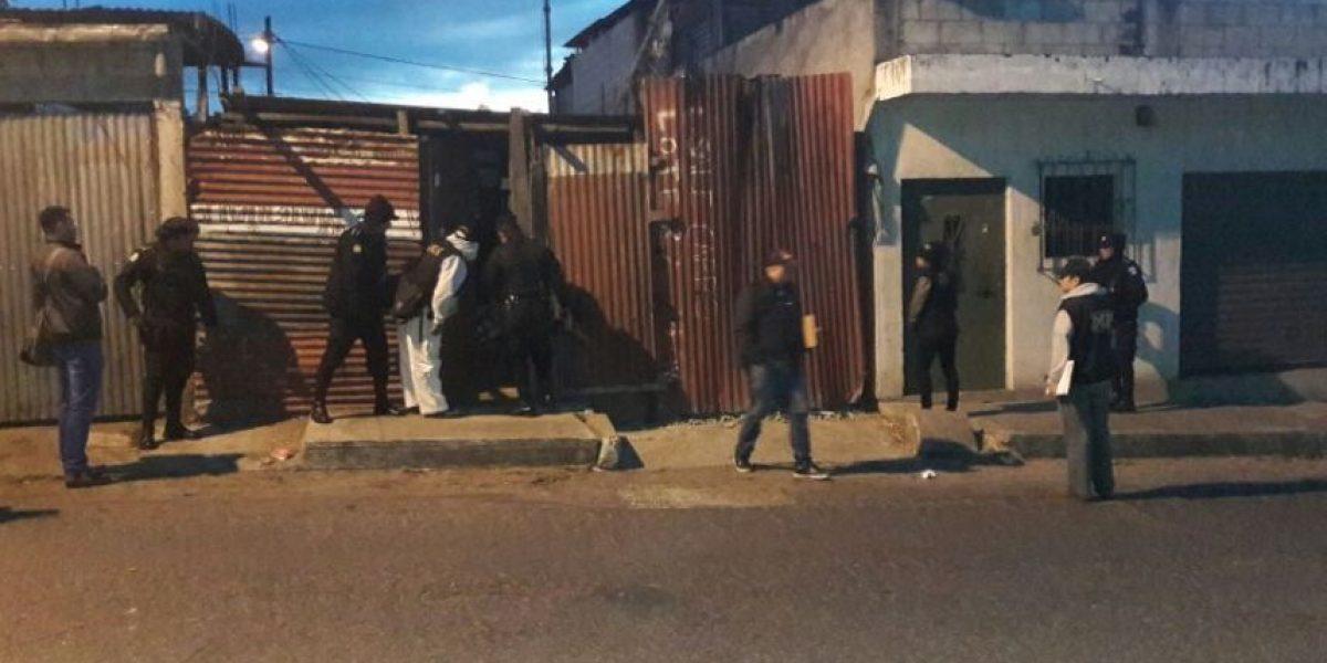 Capturan a extorsionistas de la clica Wacos Locotes Sureños quienes infundían temor en la zona 21