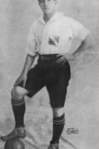 11. Ángel Romano (Uruguay) / 12 goles. Foto:Wikimedia