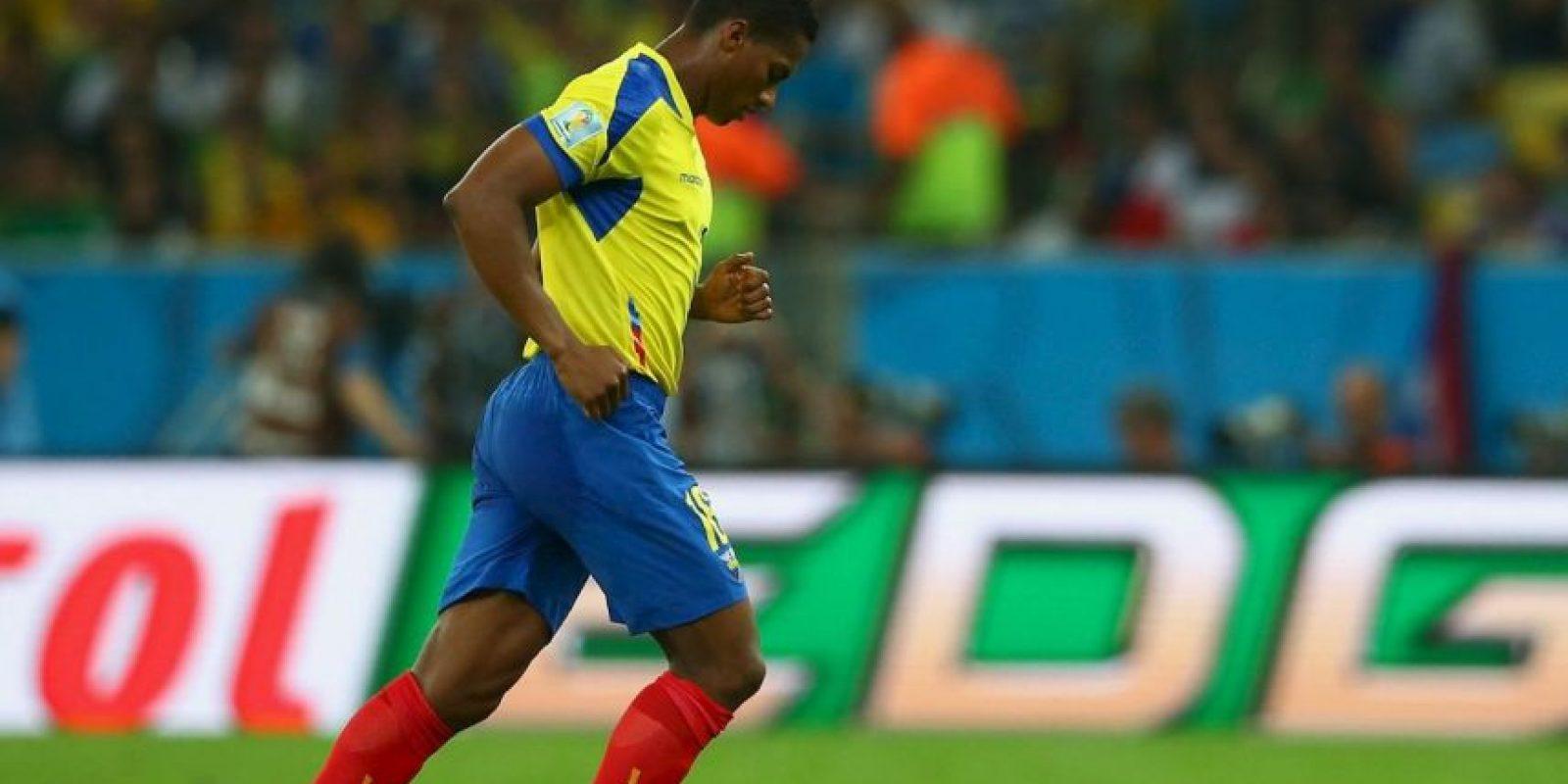 Antonio Valencia (Ecuador). El hombre del Manchester United se operó para retirarse unos clavos de una antigua intervención Foto:Getty Images