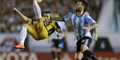 La ida se jugará en Argentina y la vuelta en Paraguay. Foto:AP