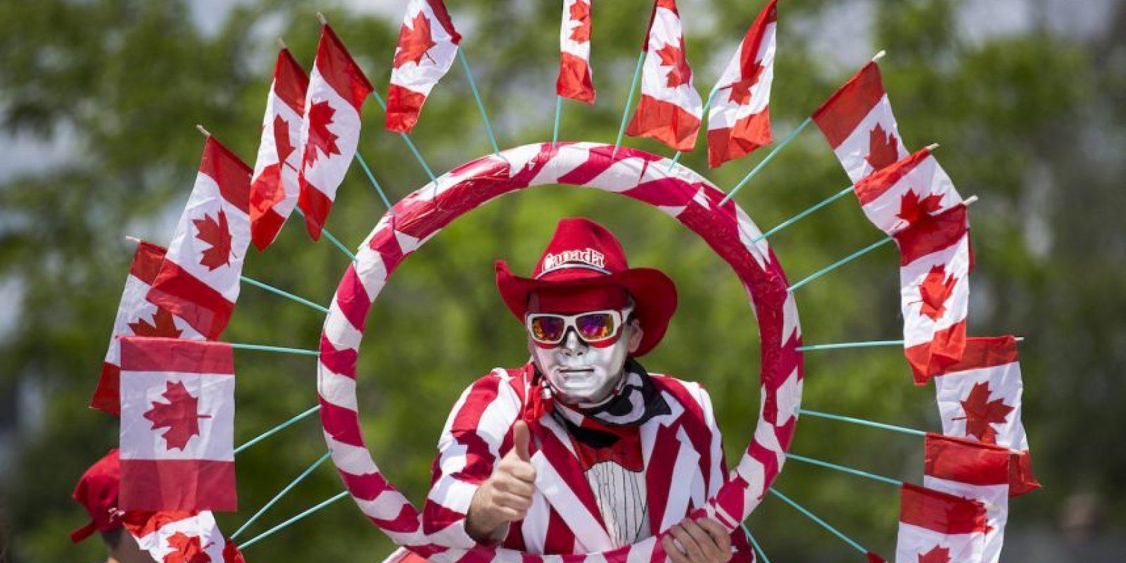 1. La capital de Canadá es Ottawa. Foto:AP