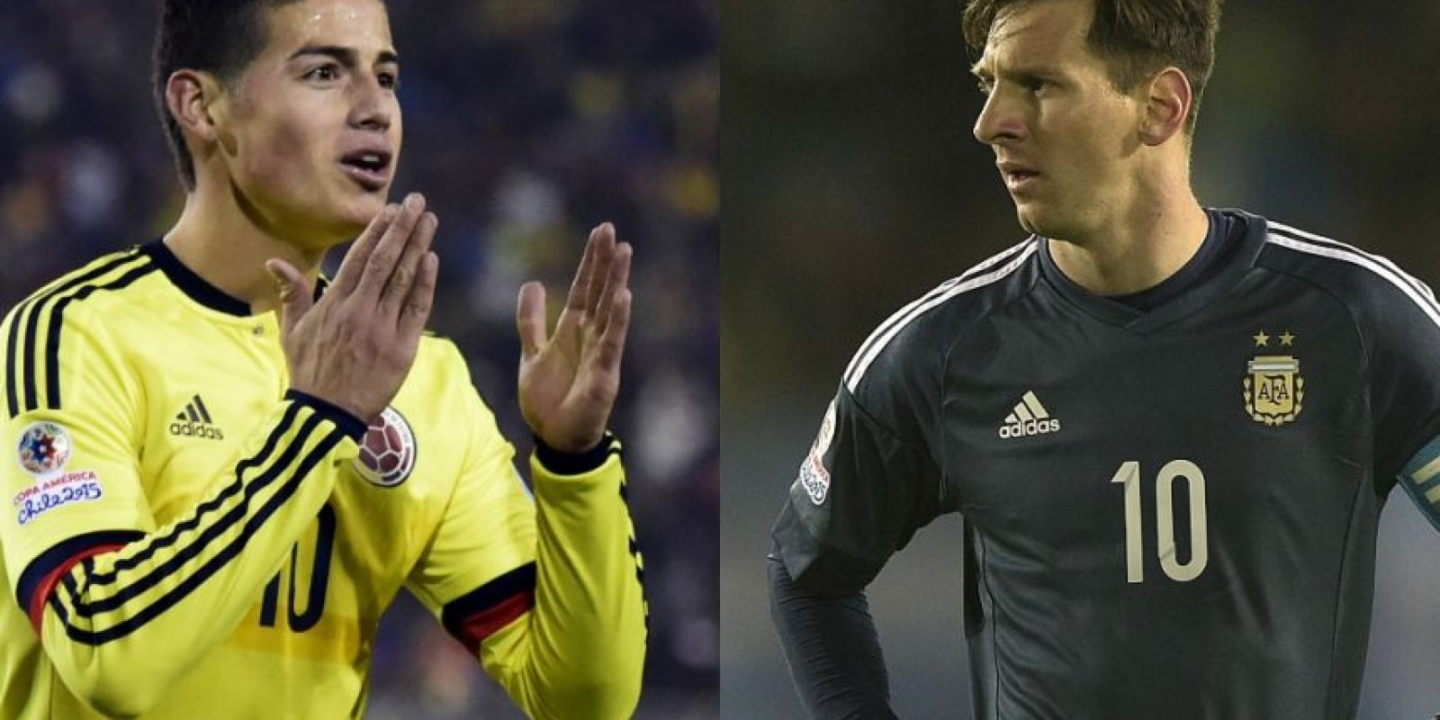 Argentina y Colombia se enfrentan en un duelo a vida o muerte para definir al tercer finalista de la Copa América. Foto:AFP