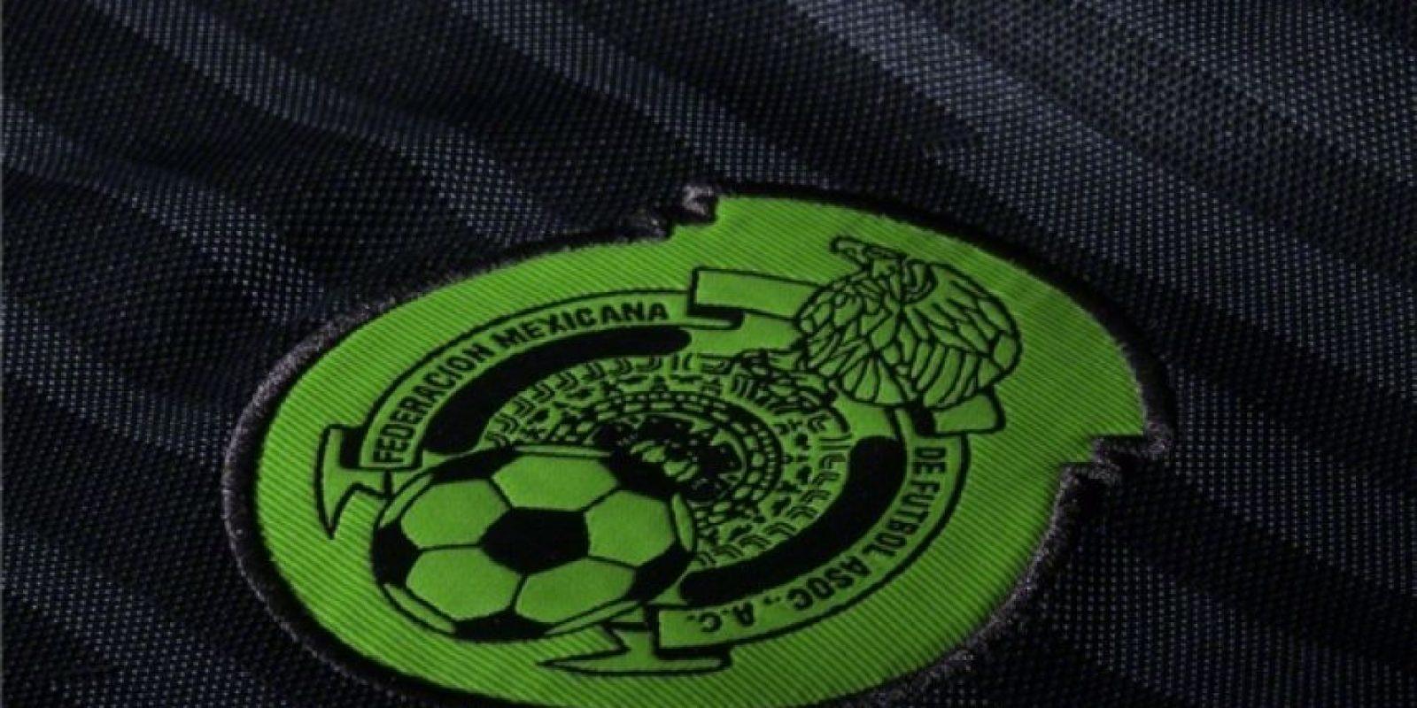 """El """"Tri"""" jugará con esa camiseta negra en Chile 2015. Foto:Adidas"""