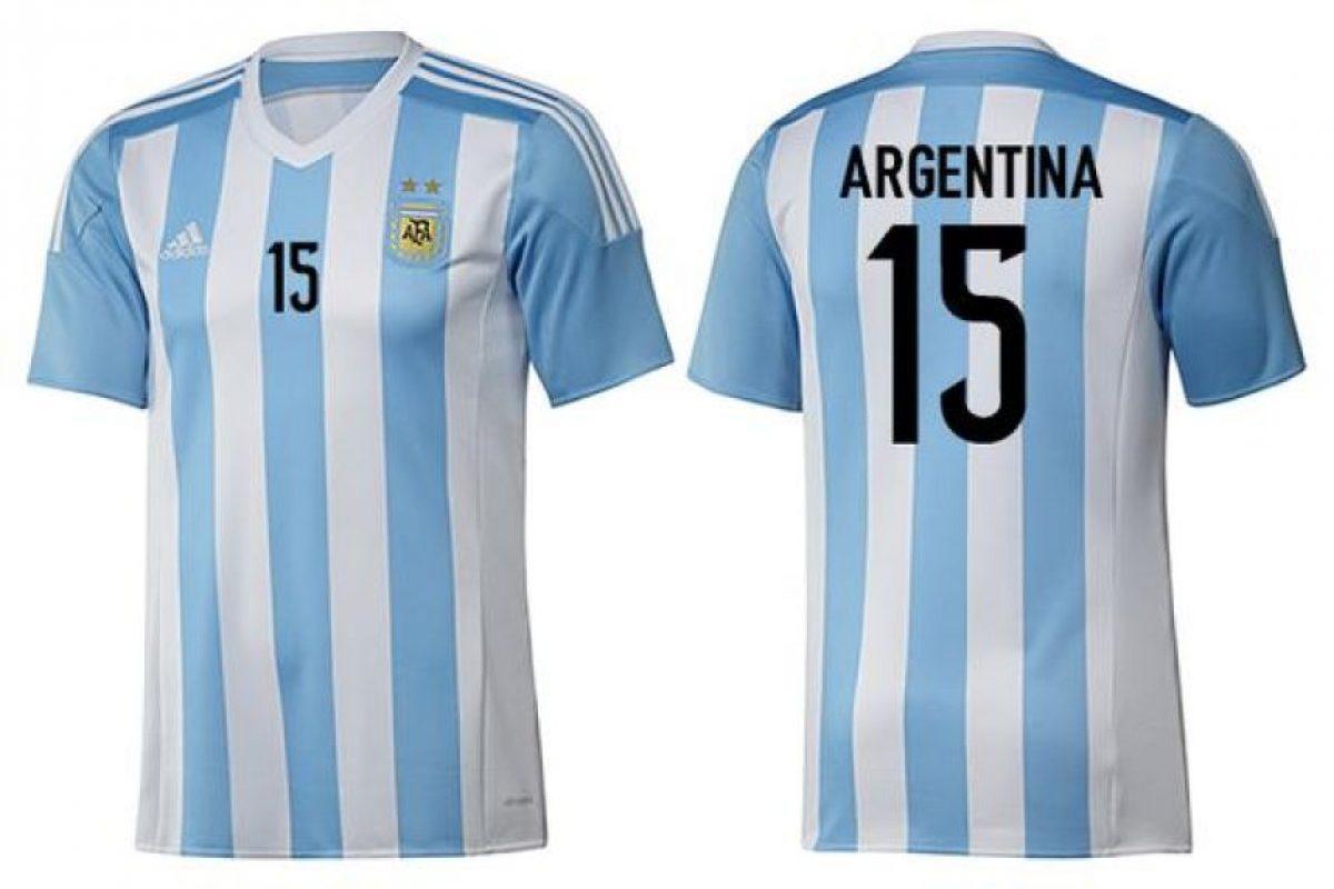 Argentina Foto:Adidas