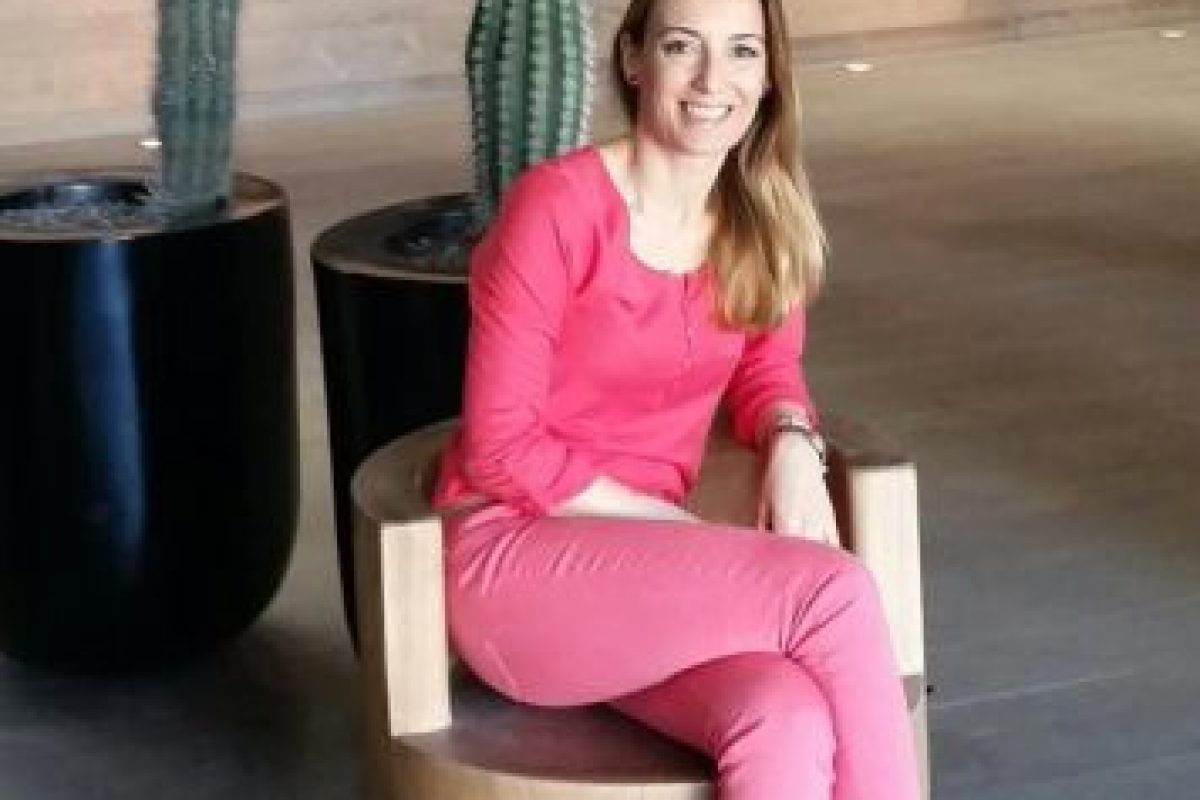 Fue psicóloga de Betis y Granada (España) y actualmente es una de las psicólogas deportivas más reconocidas del mundo. Foto:Vía twitter.com/Patri_Psicologa