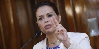 Fiscalía contabiliza cuatro propiedades de Roxana Baldetti
