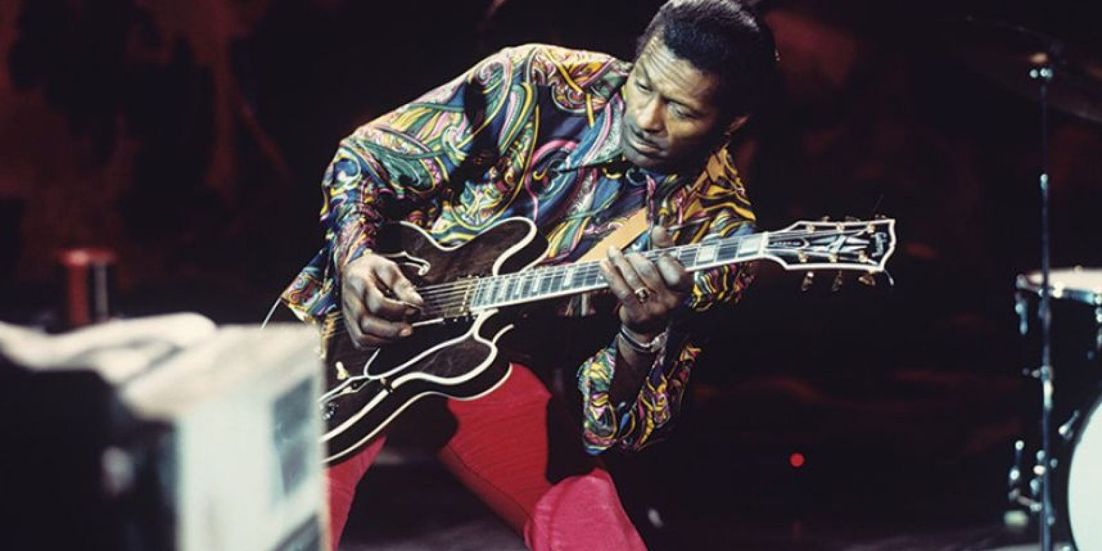 Chuck Berry (4) Foto: Rolling Stone