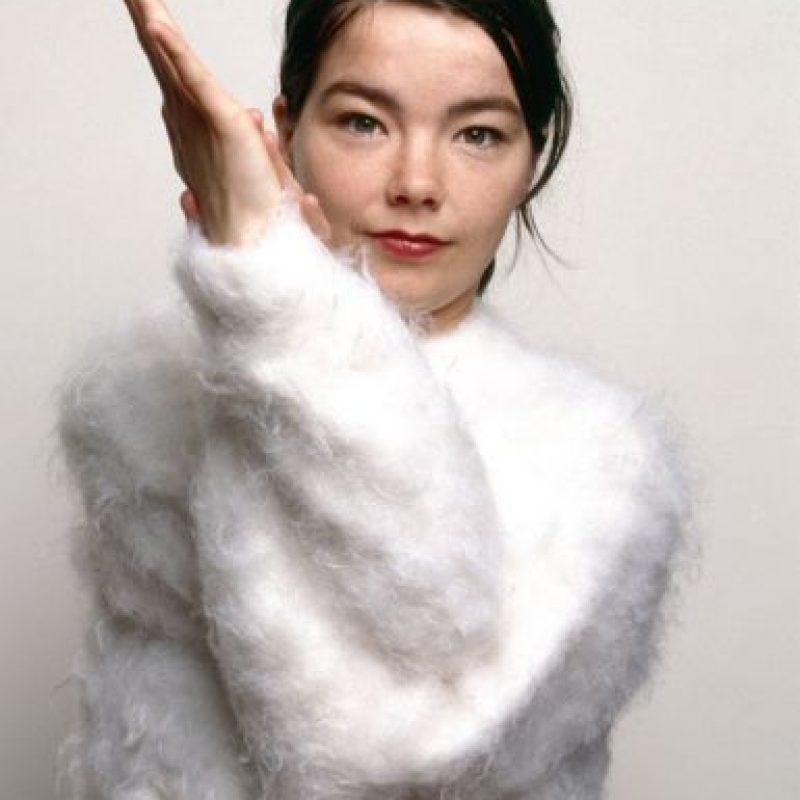 Björk (81) Foto:Rolling Stone