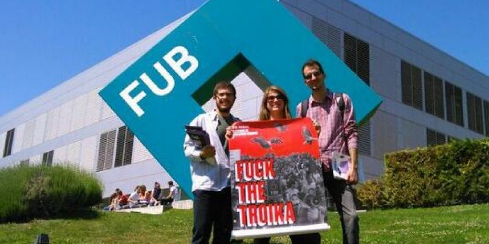 Estudió en la Universidad de Barcelona entre 2006 y 2010 Foto:Twitter.com/rossi_delfina