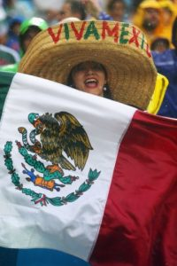 7. Mexicanos Foto:Getty Images