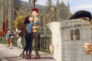 """En """"Ratatouille"""" aparece el villano """"Bomb Voyage"""" de """"Los Increíbles"""" Foto:Pixar"""