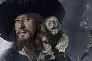 """Capitán Barbossa"" Foto:IMDB"