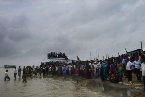 Se han rescatado aproximadamente 100 personas Foto:AFP