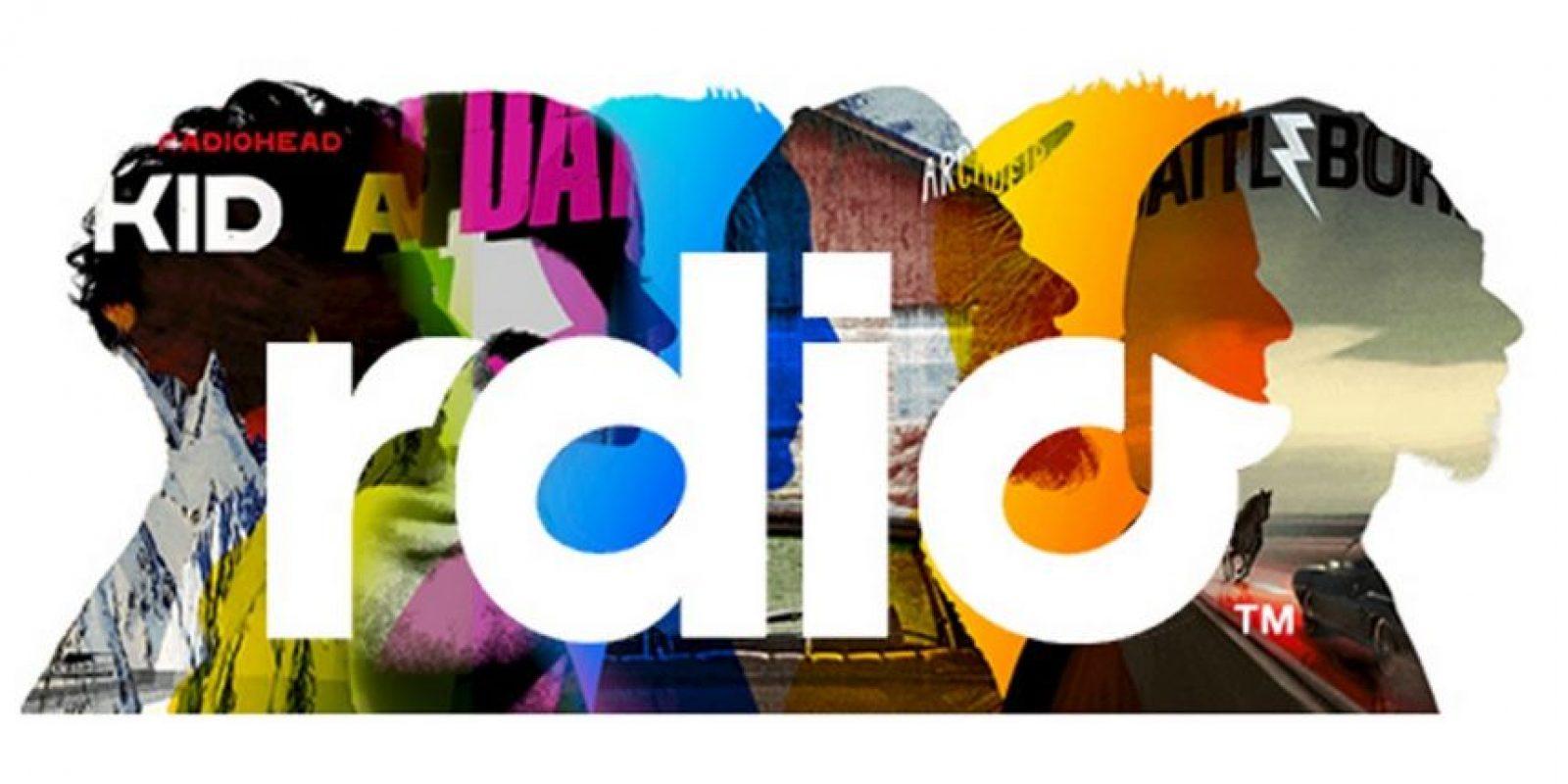 Rdio se encuentra disponible en 85 países. Foto:rdio