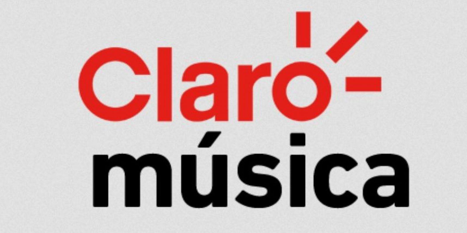"""Claro música inició como """"Ideas Music Store"""" en 2007, ayudó en la evolución de """"Ideasmusik"""" y desde 2014 es """"Claro música"""". Foto:Claro"""