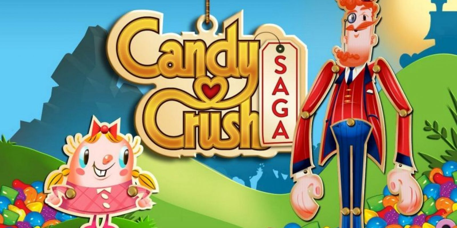 Candy Crush – Riccardo Zacconi. Foto:King
