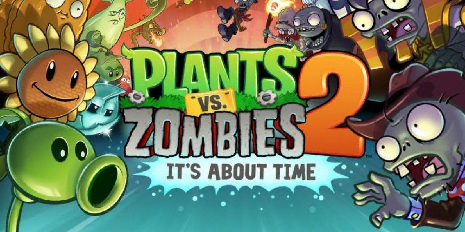 Plants vs. Zombies Foto:Electronic Arts
