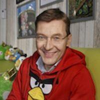 El finlandés Pekka Rantala es el director ejecutivo de Rovio desde 2014, empresa propietaria del juego en el que deben matar cerditos arrojando aves enojadas. Foto:Rovio
