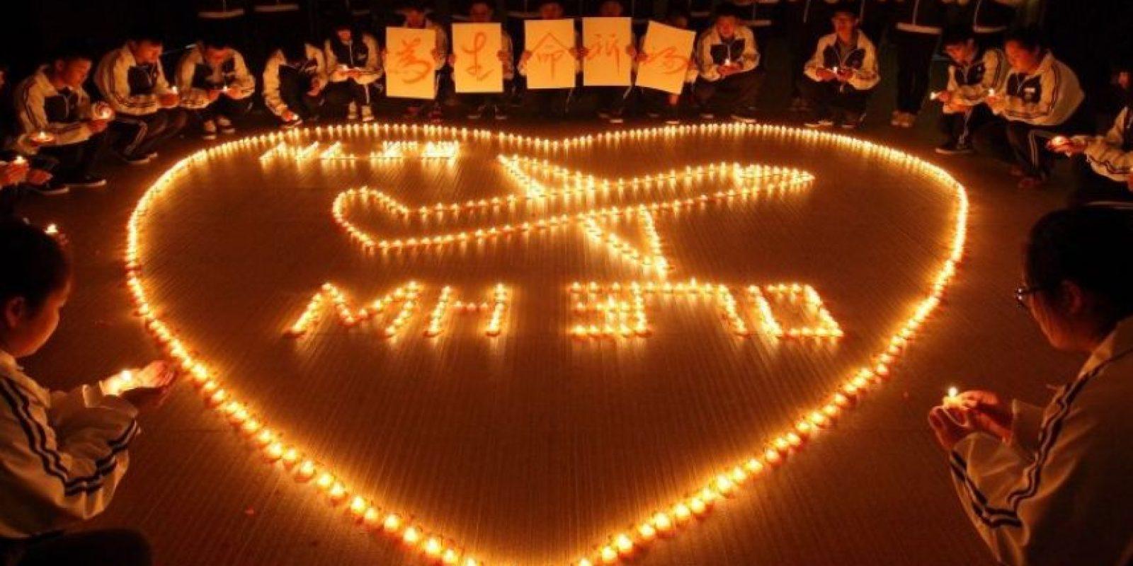 MH370 de Malaysia Airlines: Recién declarado como accidente, el vuelo desapareció el 8 de marzo Foto: Getty Images