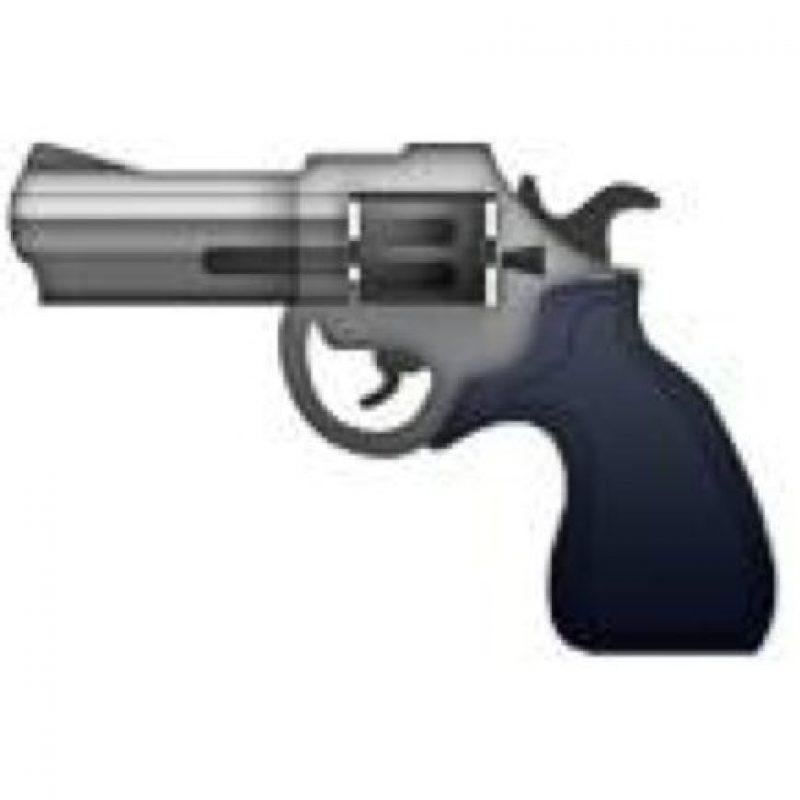 Es una pistola, podría interpretarse como una amenaza directa de hacerle daño a la otra persona. Foto:emojipedia.org