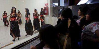 "FOTOS. Ecuador elige a la ""Reina Indígena"""