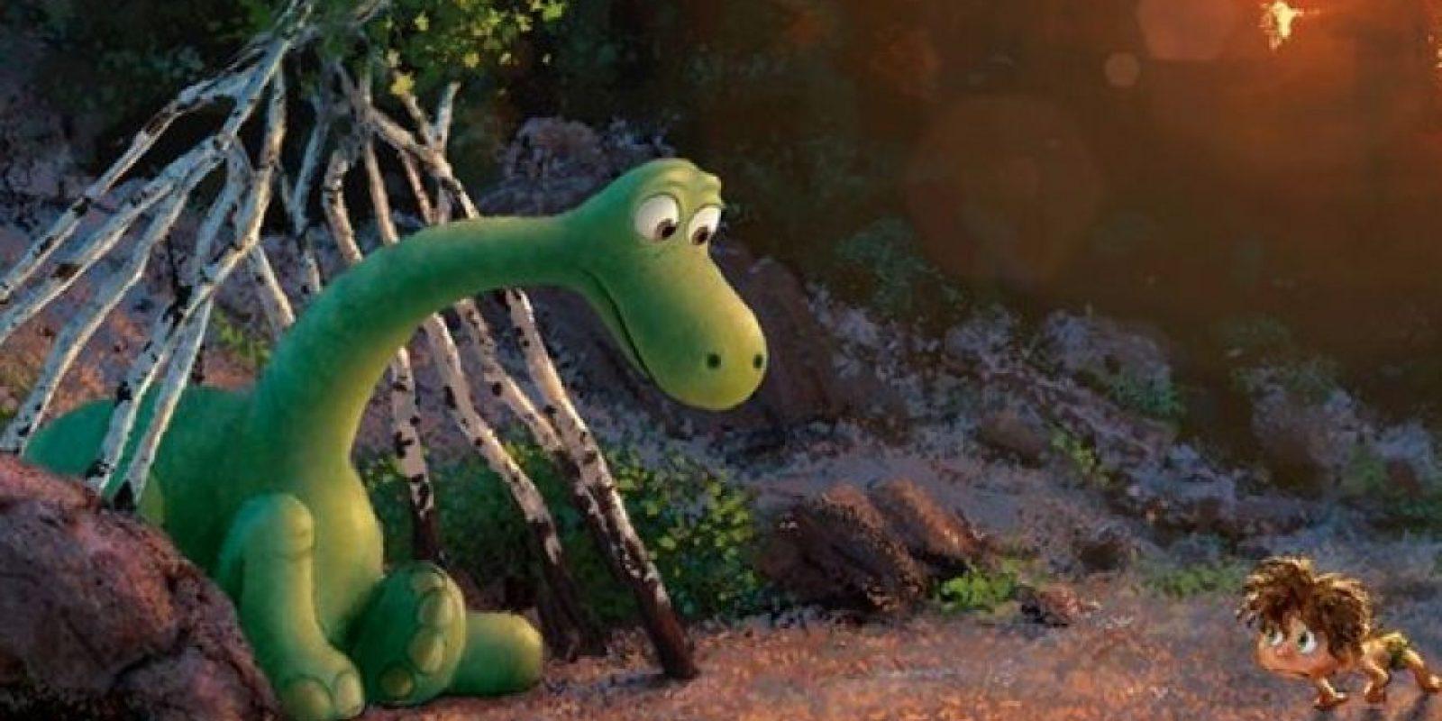 La nueva película de Pixar muestra una línea de tiempo muy diferente. Foto:IMDb