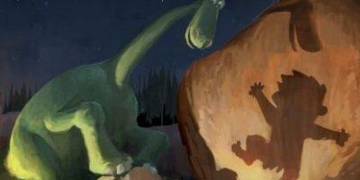 """Disney liberó el primer tráiler de """"Un Gran Dinosaurio"""". Foto:IMDb"""