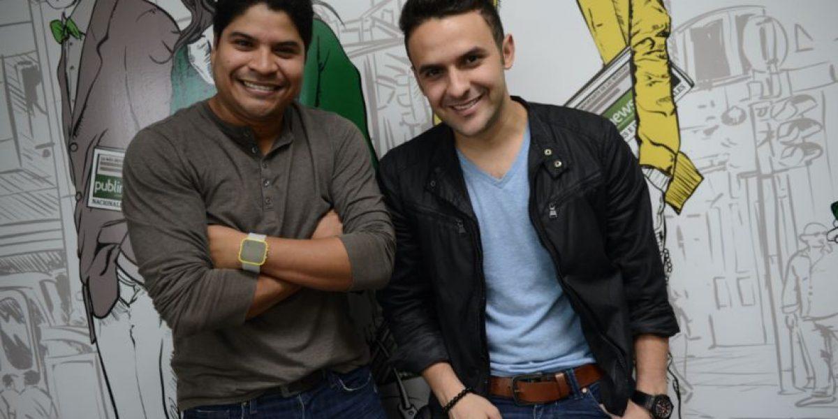 EXCLUSIVA. Carlos Peña y Napoleón dan a los lectores de Publinews un adelanto de su próximo tema