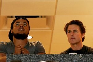 El hijo adoptivo de Tom Cruise fue severamente criticado luego de opinar sobre el galardón que recibirá Caitlyn Jenner en los premios ESPY'S, donde la cadena de televisión ESPN reconoce a los mejores atletas de Estados Unidos. Foto:Getty Images