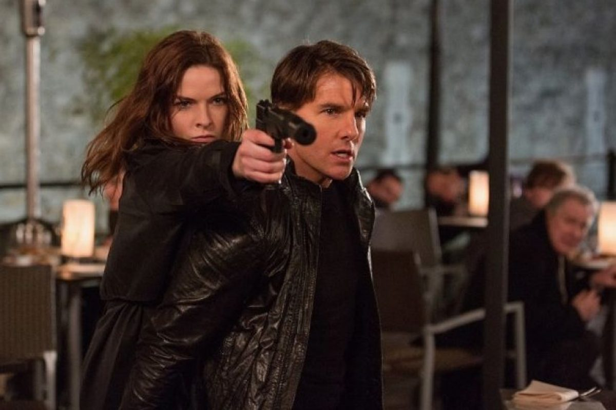"""""""Ethan"""" y su equipo deberán enfrentar una de las misiones más peligrosas, al intentar erradicar al """"Sindicato"""". Foto:IMDb"""