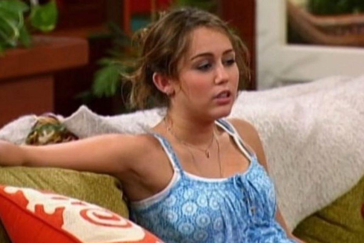 """El personaje de """"Miley Stewart"""" era interpretado por Miley Cyrus. Foto:IMDb"""