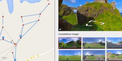 Los usuarios podrán subir sus fotografías en 360 grados. Foto:Google