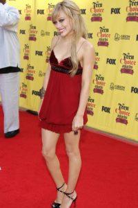 En 2005, la cantante mantenía esta figura Foto:Getty Images