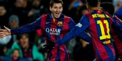 Ya lograron el triplete en 2009, con Pep Guardiola como técnico Foto:Getty Images