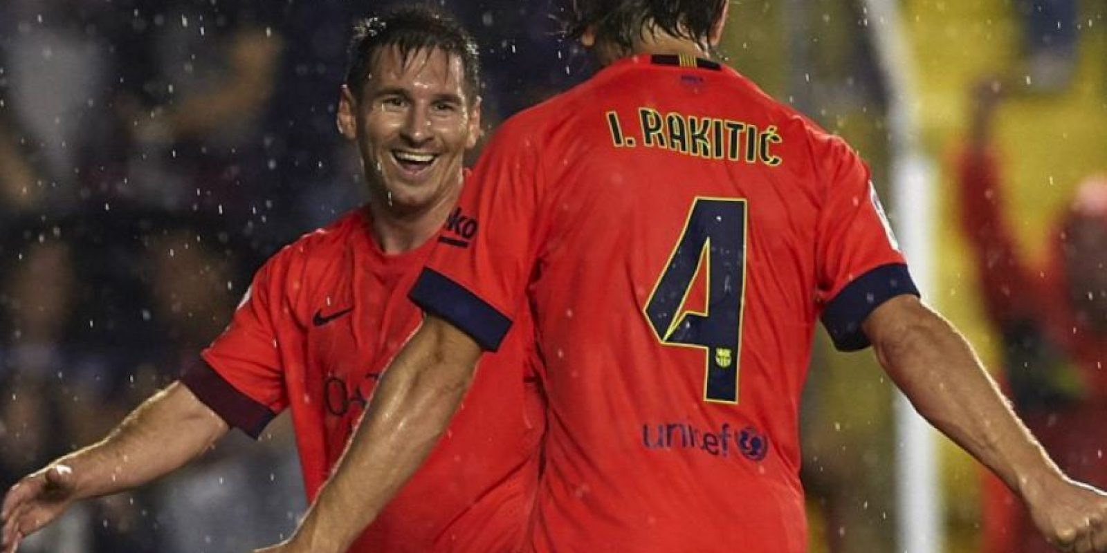 Lionel Messi es el líder de los culés Foto:Getty Images