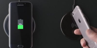 Pero el iPhone no tiene esa función. Foto:Samsung