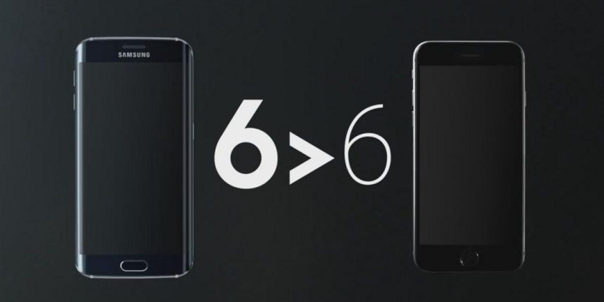Samsung se burla del iPhone 6 en sus nuevos comerciales