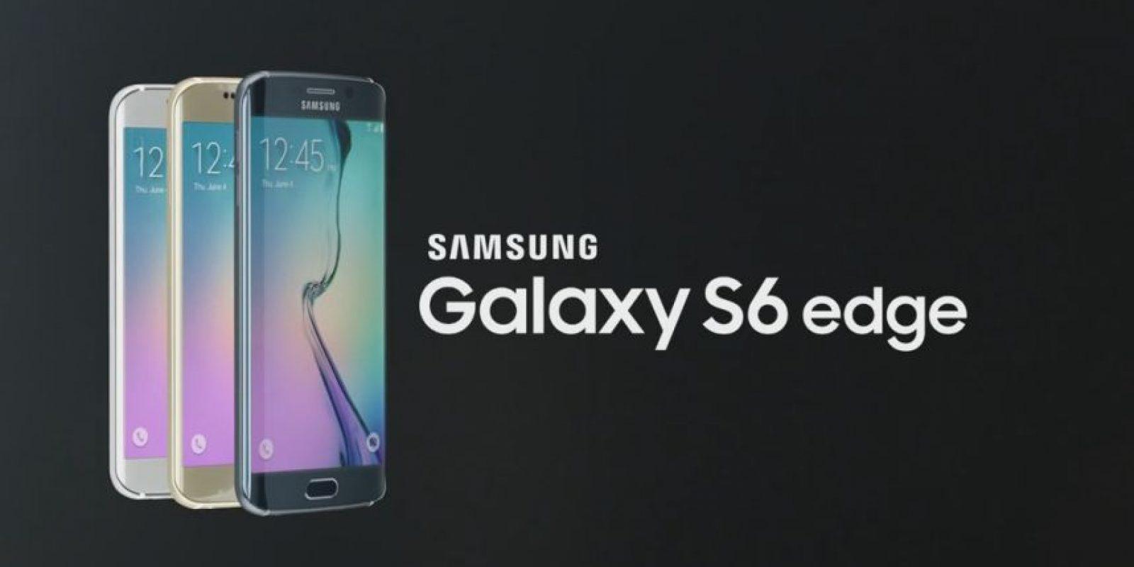 Se trata de una campaña publicitaria del Galaxy S6 Edge. Foto:Samsung