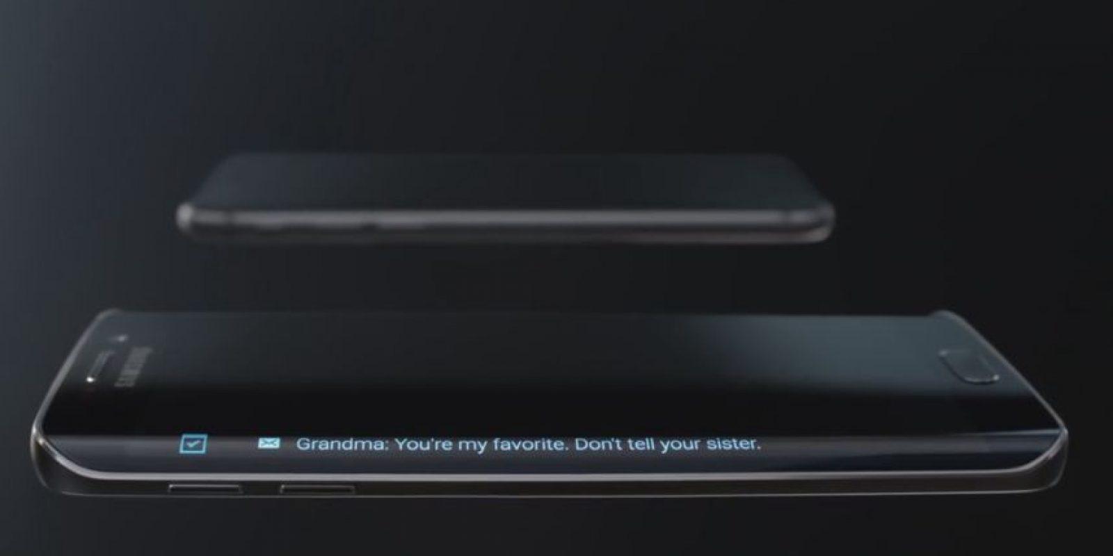 Por ejemplo, muestra notificaciones. Foto:Samsung