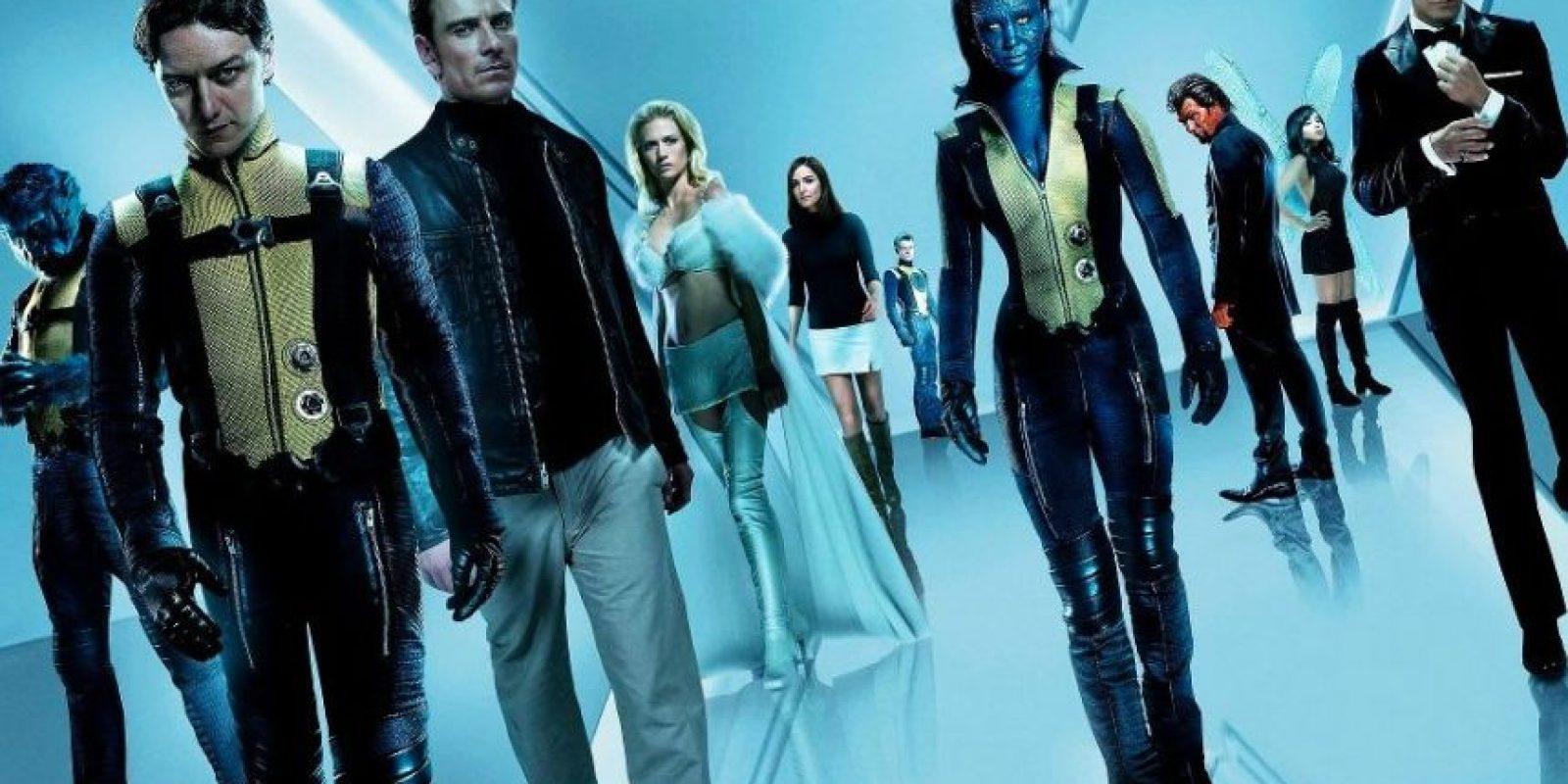 """Esta ocasión un grupo mutante se enfrentará a un poderoso enemigo, """"Apocalipsis"""". Foto:Facebook/X-Men películas"""