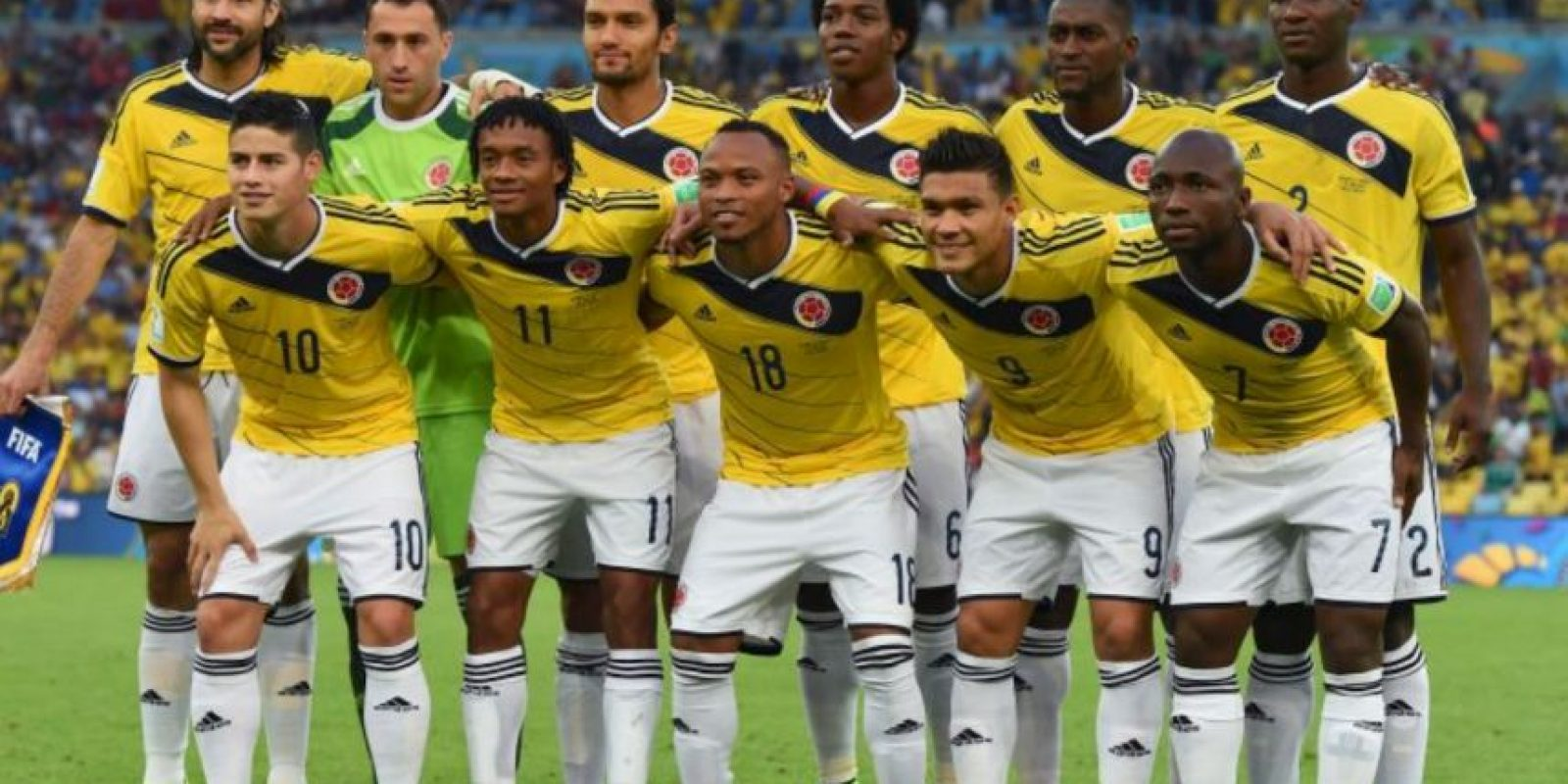 4. Colombia Foto: Getty Images
