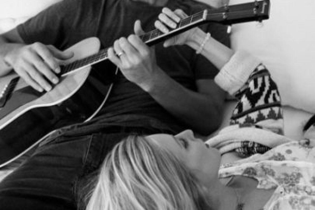 """La pareja formó el dueto musical """"Brandon y Leah"""". Foto:vía instagram.com/brandontjenner"""