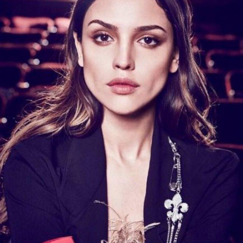 Eiza es una actriz y cantante mexicana Foto:Instagram/EizaGonzalez
