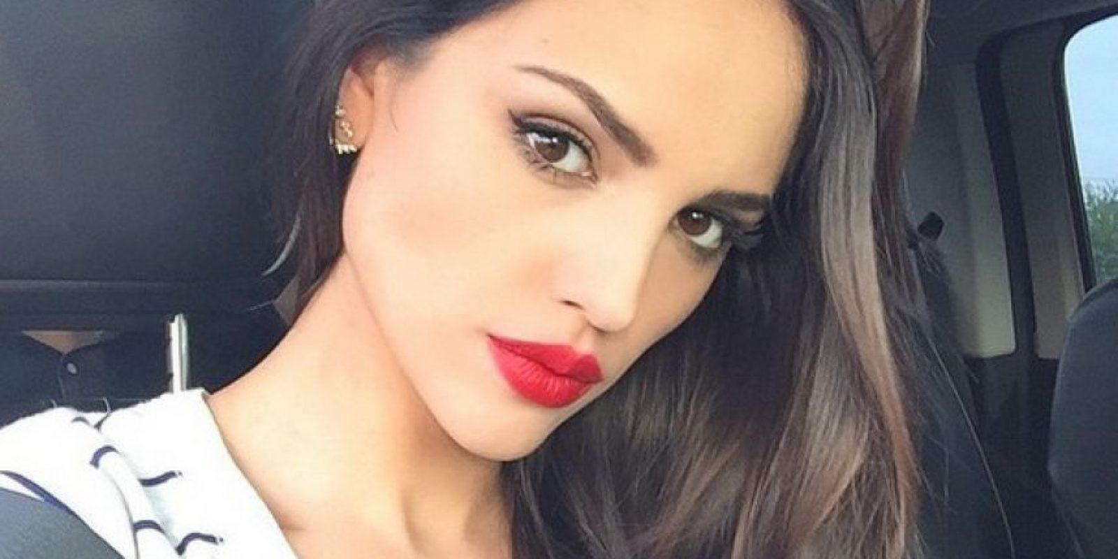 """La actriz participa en la serie estadounidense """"From Dusk Till Dawn"""". Foto:Instagram/EizaGonzalez"""