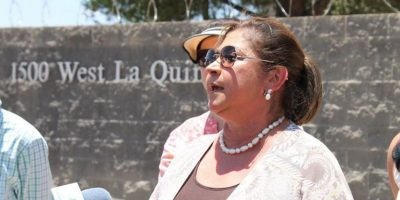 """Rosa Leal de Pérez: """"No seamos alarmistas… ¿En qué país no hay corrupción?"""""""