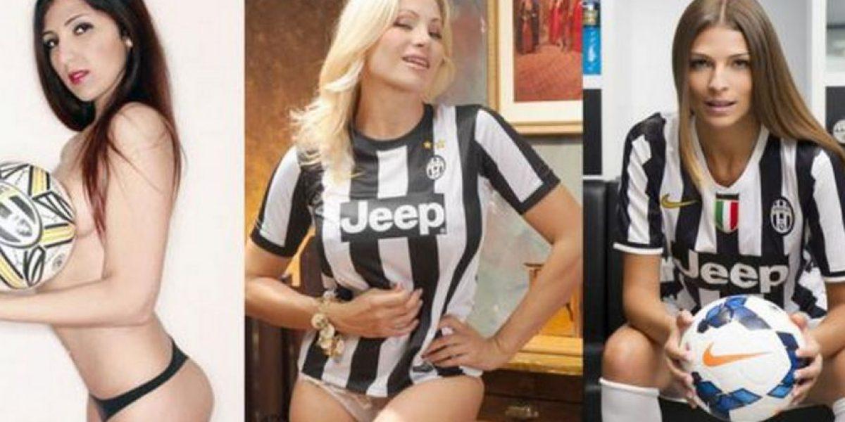FINAL CHAMPIONS LEAGUE: Las cuatro bellas musas que alientan a la Juventus