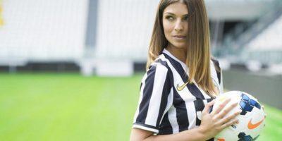 Cristina Chiabotto Foto:Juventus