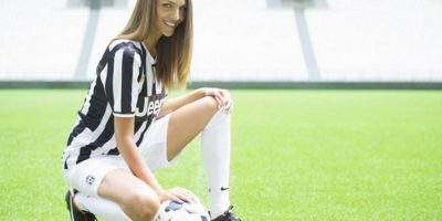 Fue Miss Italia en 2004 Foto:Juventus