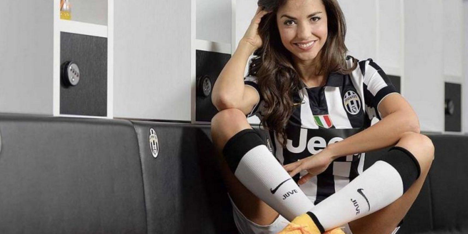 Laura Barriales Foto:Juventus