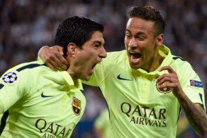 15 de abril de 2015. Otra vez el PSG en el horizonte culé, aunque ahora en cuartos de final. En la ida el Barça no tuvo errores como en la fase de grupos y en París capitalizó una noche brilante Foto:AFP